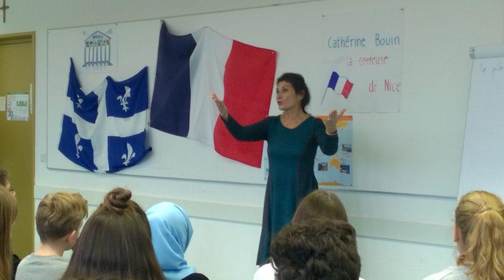 Attractive Schlagwort: Französisch